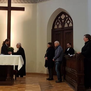 Jubileusz 65. lecia ordynacji ks. Z. Trandy - 19.11.2017