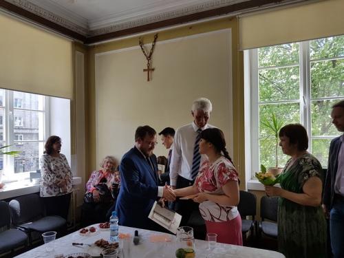 Nowi członkowie zboru - 11.06.2017