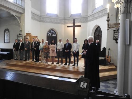 Nowi członkowie zboru - 24.06.2018 r.
