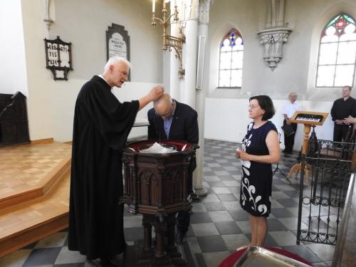 Nowi członkowie zboru i chrzest - 30.06.2019