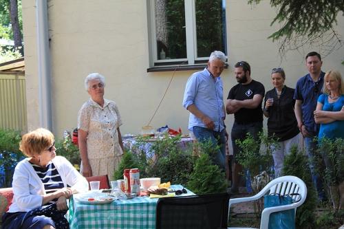 Pierwszy Zborowy Piknik w Józefowie