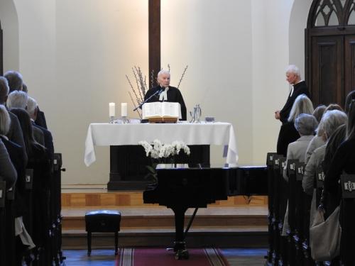 Wizyta przedstawicieli Lippische Landeskirche w Warszawie 19-22 kwietnia 2018