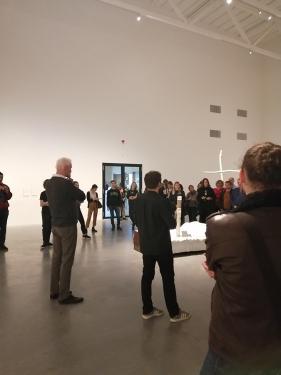"""Wystawa """"Daniel Rycharski Strachy"""" - 03.2019"""