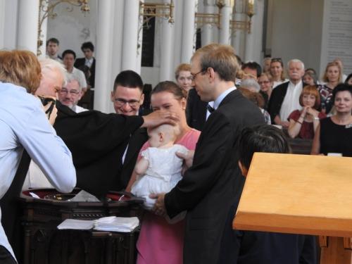 Zakończenie Roku Szkolnego Szkoły Parafialnej i chrzest dwojga dzieci - 17.06.2018 r.